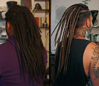 dreads barcelona, wildroots bcn